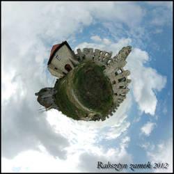 Rabsztyn castle little planet by only-melancholy