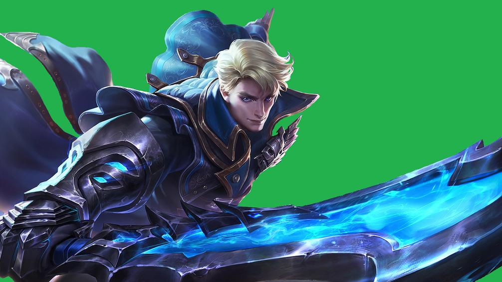 Mobile Legends Alucard Transparent By B La Ze ...
