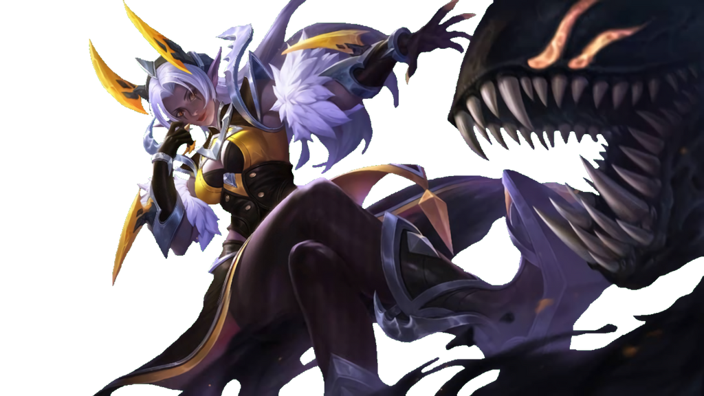 Mobile Legends Selena Transparent Wasp Queen By B La Ze On Deviantart