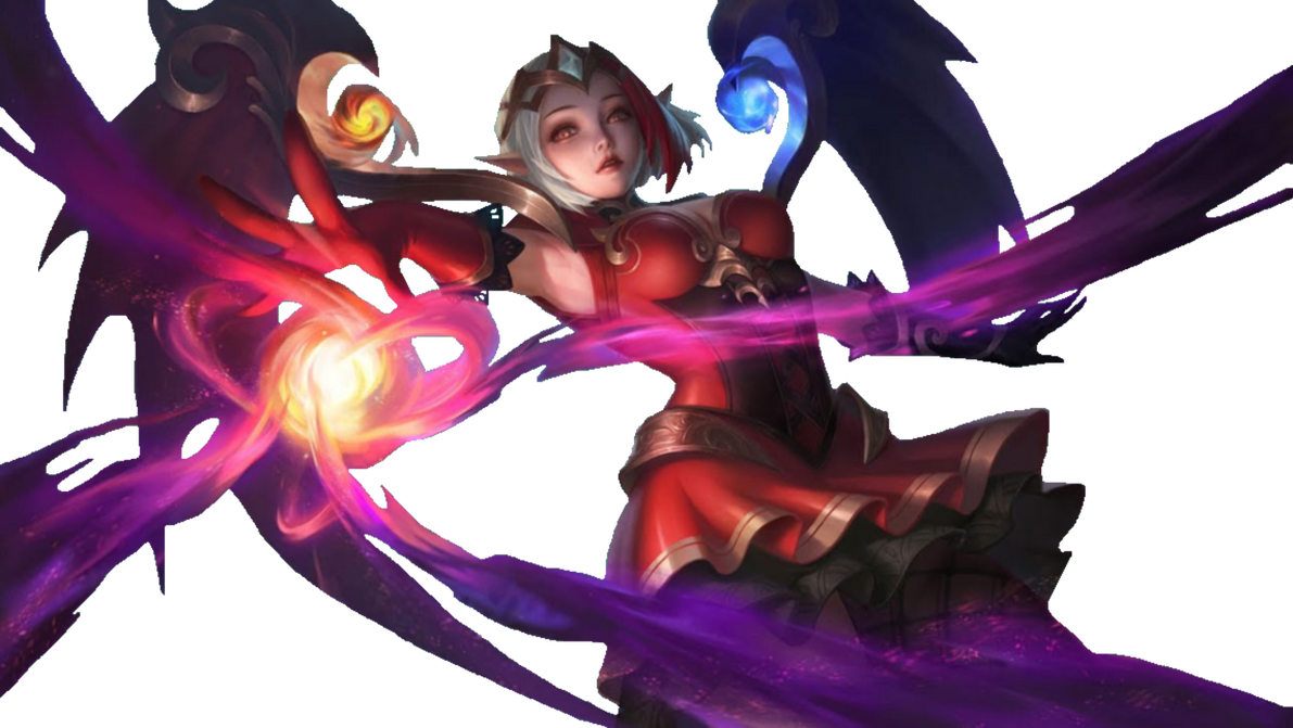 Mobile Legends Lunox Transparent: Bloody Mary By B La Ze ...
