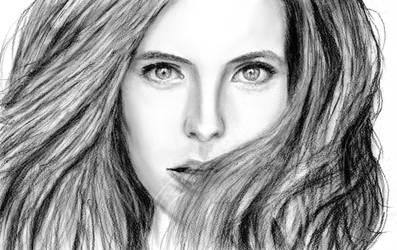 Kate Beckinsale by k1haku