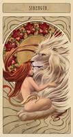 Strength by Diablera