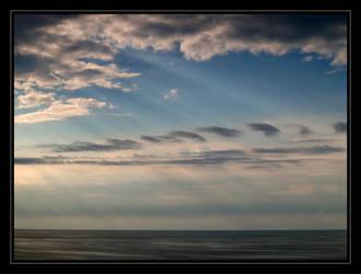 Dawn Sky Show by Nadia1956