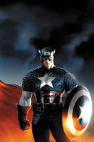 Captain America by JPRart