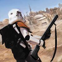 Stormtrooper by JPRart