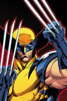 90's Wolverine by JPRart