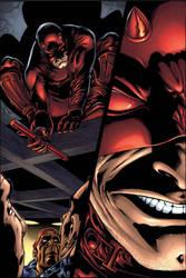 Daredevil page 11 by JPRart