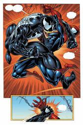 Bagley Spider-man page 1 by JPRart