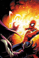 Spectacular Spider-Man cover 6 by JPRart