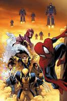 Spectacular Spider-Man cover 7 by JPRart