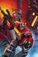 Transformers IDW by JPRart