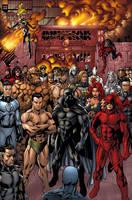 What If Avengers by JPRart
