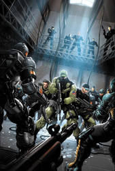 G.I.Joe cover by JPRart
