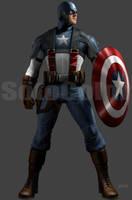 Captain America 5 by JPRart