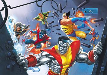 X-Men origins 38-39 by JPRart