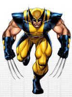Art Adams Wolverine by JPRart