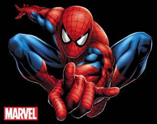 Classic Spider-Man by JPRart