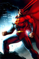 Superman by JPRart