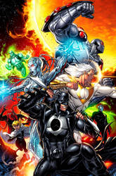 Stormwatch color by JPRart
