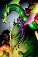 Avengers vs Pets pg2 by JPRart