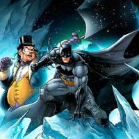 Batman - Arctic Attack by JPRart