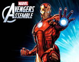 Avengers Assemble Iron Man by JPRart