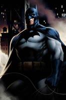Batman by JPRart