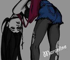 Marceline by Khonar