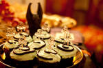 Spooky Cupcakes by JVarriano
