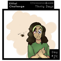 [ES] ||THIRTY DAYS CHALLENGE|| day 14 by 9990Zara
