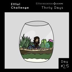 [ES] ||THIRTY DAYS CHALLENGE|| day 25 by 9990Zara