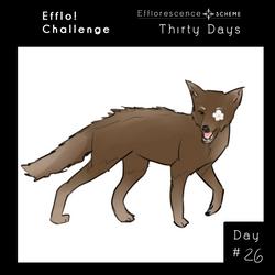 [ES] ||THIRTY DAYS CHALLENGE|| day 26 by 9990Zara