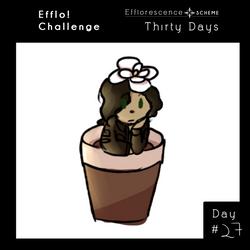 [ES] ||THIRTY DAYS CHALLENGE|| day 27 by 9990Zara