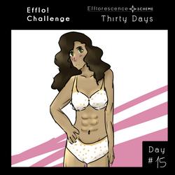[ES] ||THIRTY DAYS CHALLENGE|| day 15 by 9990Zara