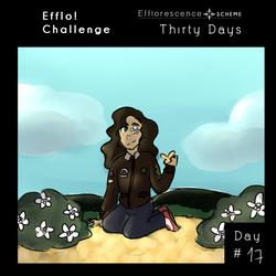 [ES] ||THIRTY DAYS CHALLENGE|| day 17 by 9990Zara