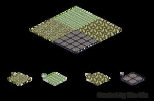 Pixel Art. Isometric. Textures 1 by MimiMiaART