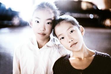 sisters by meyrembulucek