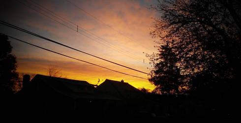 November Sunrise by morningstarskid