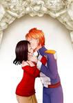 Secret kiss by KyokiNoRozu