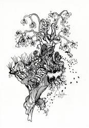 The Dream Tree by CornelVanDalen