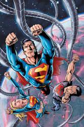 Last Son of New Krypton by JavierMena