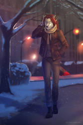 Winter Dimi by 2078