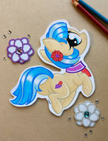 Collab: Coco Pommel by EmbersLament
