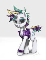 A Fabulous Punk by SilverHopeXIII