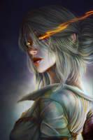Ciri Fan art TW3 by Hype-Arts