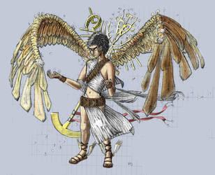 angel by DHaiku