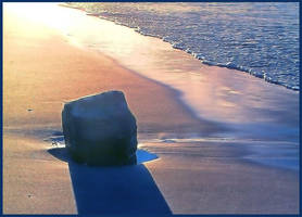 RoQ on beach by eRiQ