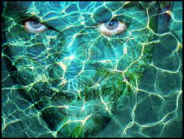 he lurks beneath the surface by eRiQ