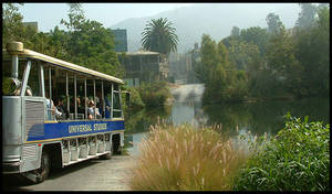 Universal Tram Tour by eRiQ