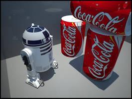 R2D2's temptation by eRiQ